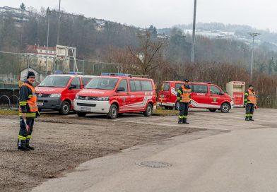 Lotsendienst Covid 19 Massentestungen in Ottensheim